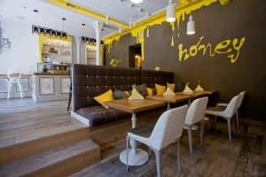Caf� Honey - Kiev