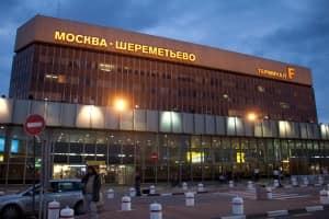Sheremetyevo Airport - Moscow