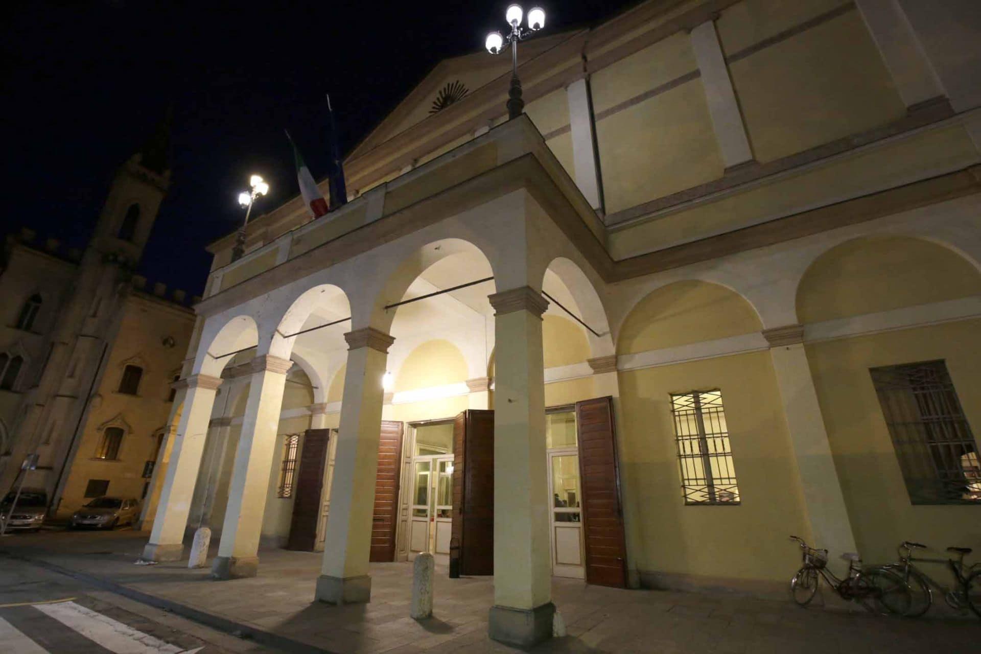 Ariosto Theater - Reggio Emilia