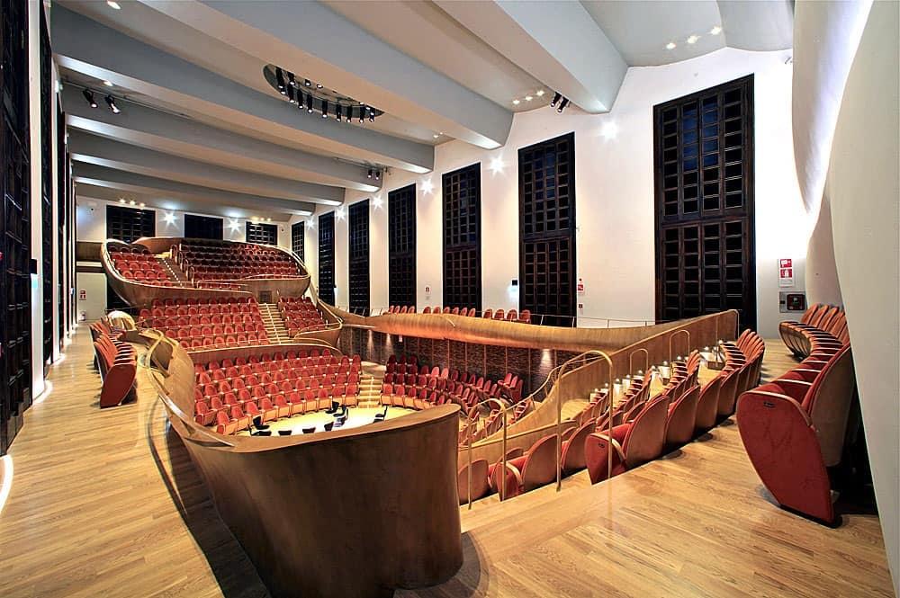 Auditorium of the Museum of the Violin