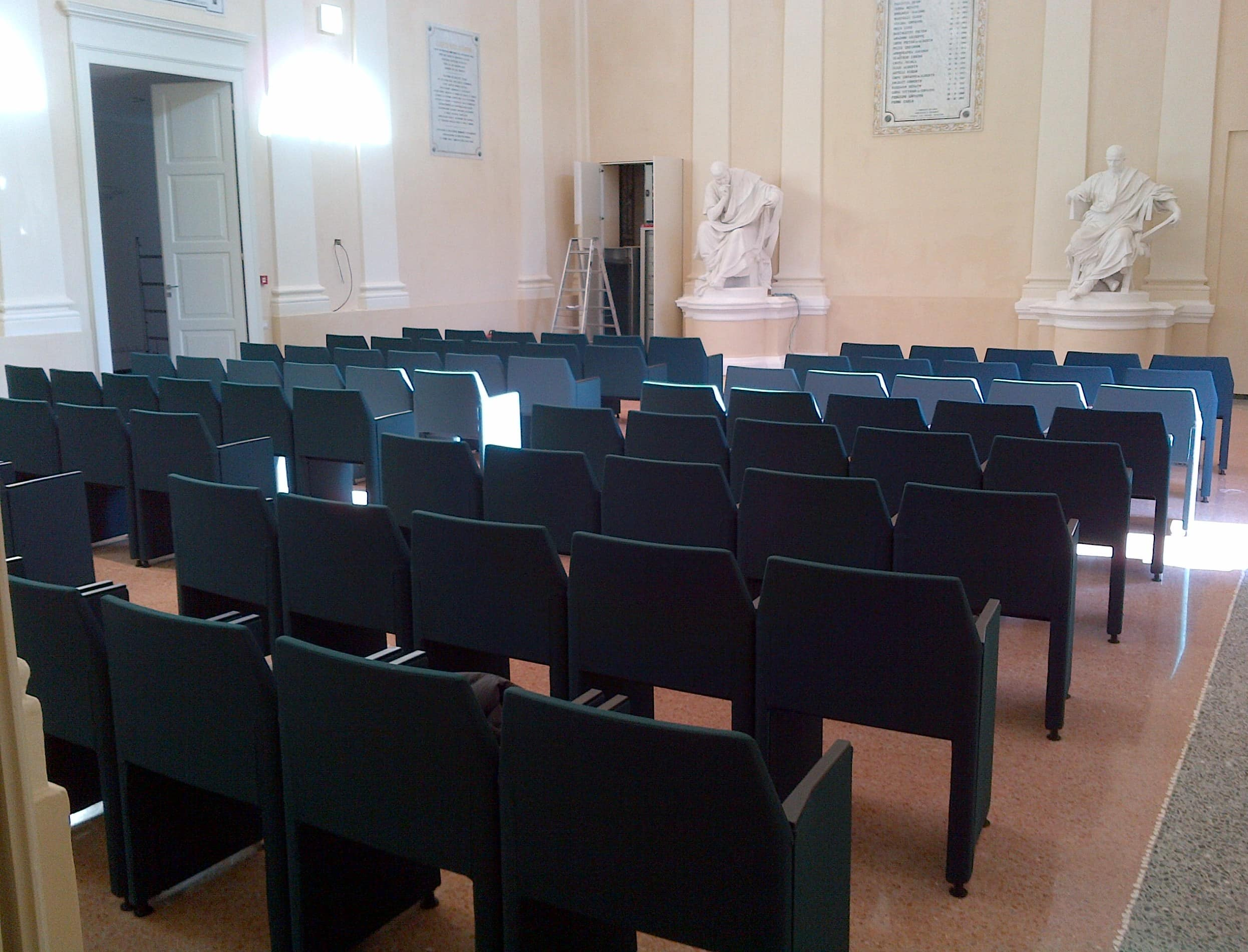 The conference room of the Municipality of Cesena