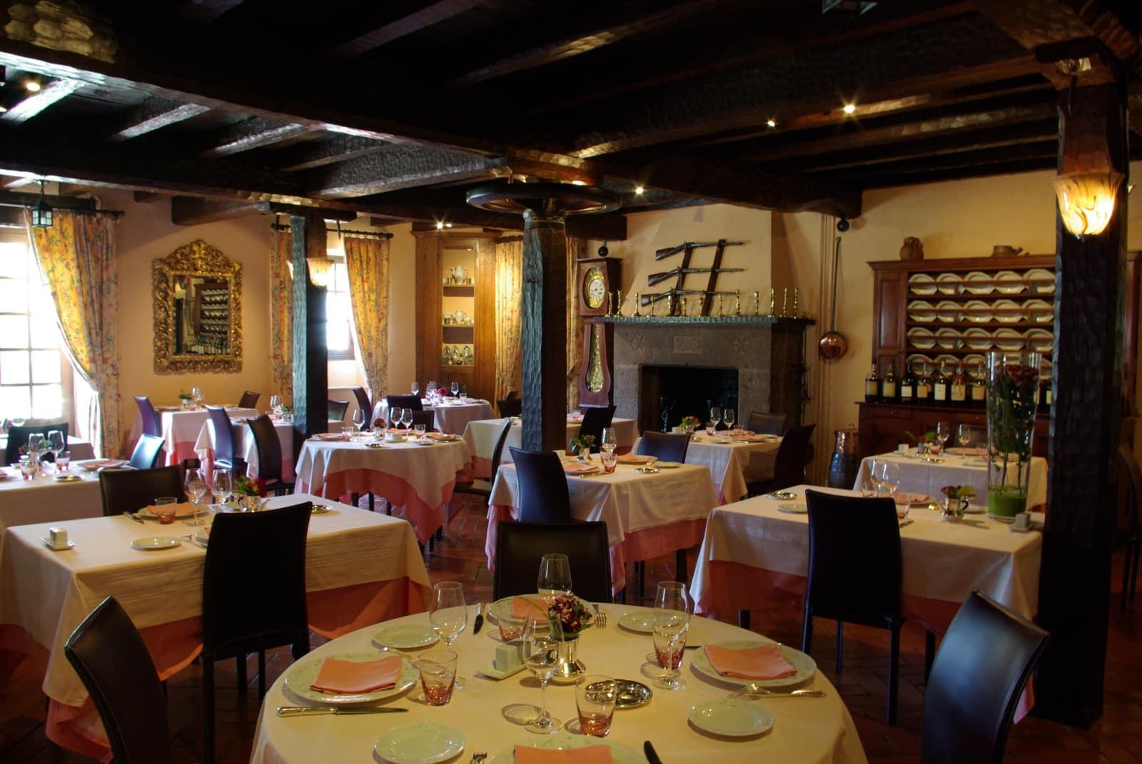 Restaurant Hotel Ithurria