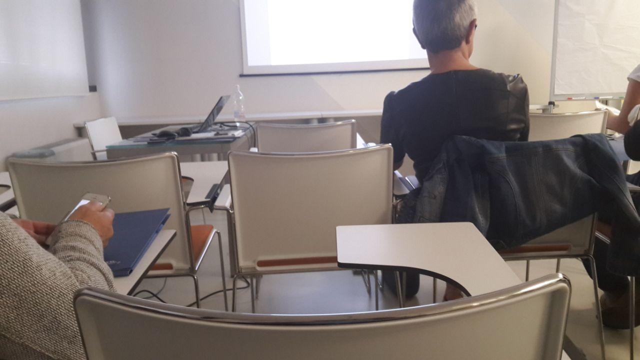 Course room - Pordenone
