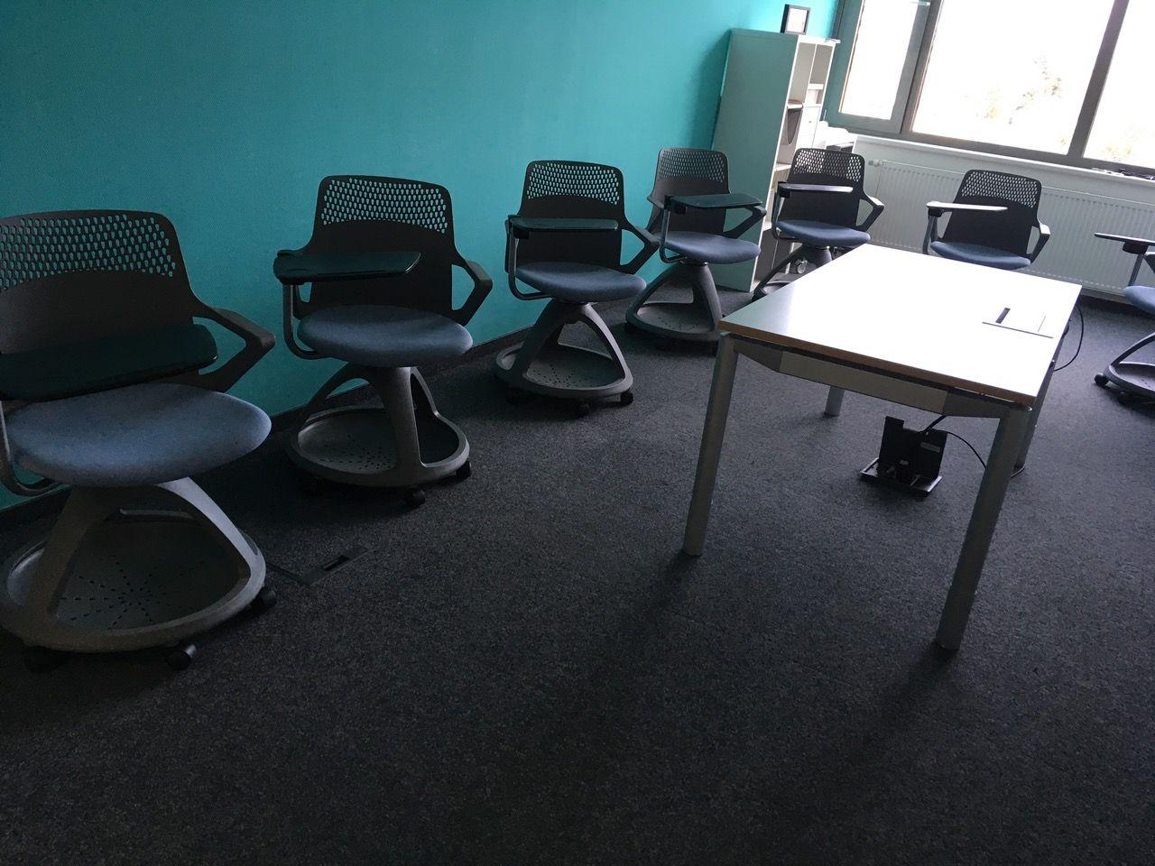 Training room - Hungary