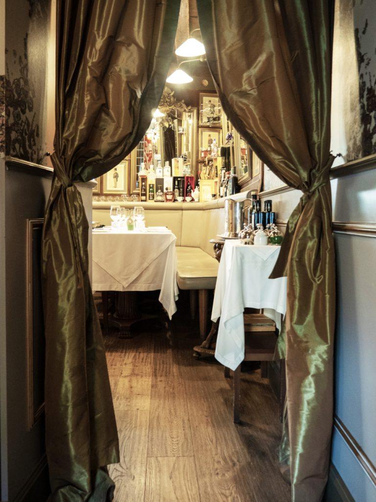 Ponte Pietra restaurant - Verona