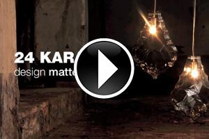 24 Karati trasparente