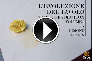 Gres Porcellanato Volume 3 Limone